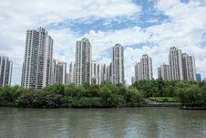 Free Shanghai Bund Stock Image - 20256511