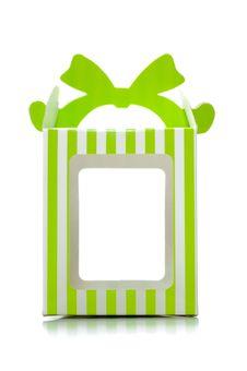 Free Small Gift Box Royalty Free Stock Photos - 20256668