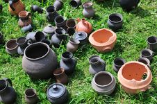 Free Earthenware Pottery Stock Images - 20256984