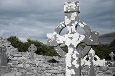 Free Celtic Cemetery Stock Photo - 20257770