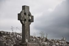Free Celtic Cemetery Royalty Free Stock Images - 20257829