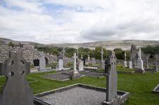 Free Celtic Cemetery Stock Photo - 20257840