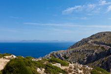Free Cap De Formentor Stock Photography - 20258192