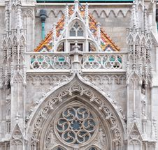 Free Matthias Church In Budapest Stock Image - 20258451