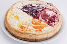 Free Cheesecake Stock Photography - 20259262