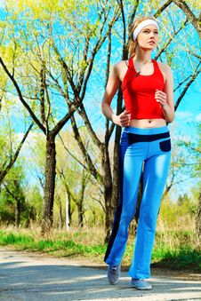 Free Jogging Stock Photography - 20259762