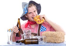 Free Bavarian Man Royalty Free Stock Photo - 20259855