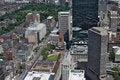 Free Boston John Hancock View Royalty Free Stock Photos - 20260188