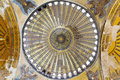 Free Inner Main Dome Hagia Sophia Stock Images - 20263864