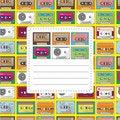 Free Music Tape Card Stock Photos - 20264693