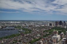 Free Charles River  View  Boston Stock Photography - 20260052