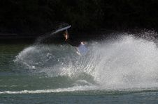 Free Waterskiing Royalty Free Stock Photography - 20260067