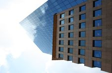 Free Glass Building Stock Photography - 20260172