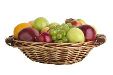 Free Fruit Basket2 Royalty Free Stock Photography - 20260227