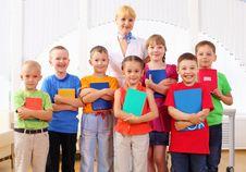 Free Group Classmates Stock Image - 20260501