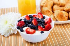Free Early Breakfast. Royalty Free Stock Images - 20260519