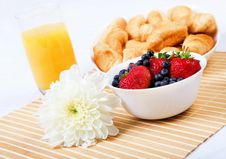 Free Early Breakfast. Royalty Free Stock Images - 20260529