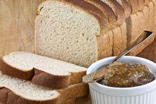 Free Bread And Jam Stock Photo - 20260600