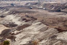 Free Surface Coal Mining Royalty Free Stock Image - 20260886