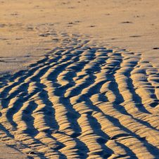 Free Close Up Of The Sand On A Beach Stock Photo - 20261030