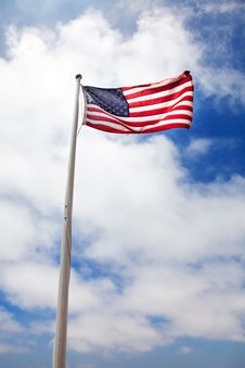 Free American Flag Royalty Free Stock Image - 20261086