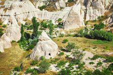 Free Cappadocia Royalty Free Stock Photo - 20262055