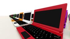 Free Laptop Stock Photography - 20262192