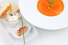 Free Soup Royalty Free Stock Photos - 20262558
