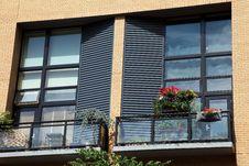 Free Balconies & Decorations. Stock Photo - 20262880