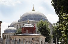 Free Outside Hagia Sophia Istanbul Turkey Stock Images - 20262974