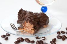 Free Chocolate Cake Stock Photos - 20263193