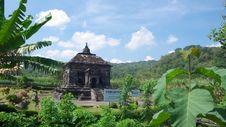 Javanese Buddhist Temple Of Candi Banyunibo Stock Photos