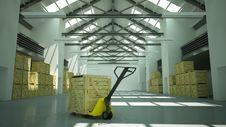 Free Abandoned Factory Royalty Free Stock Image - 20264136