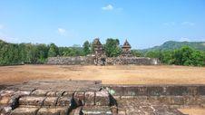 Free Javanese Hindu Temple Of Candi Barong Royalty Free Stock Images - 20264249