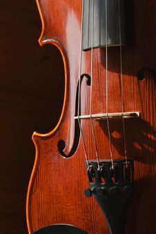 Free Classic Violine Stock Image - 20265101