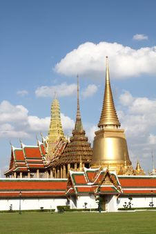 Free Thai Style Architecture Stock Images - 20265164