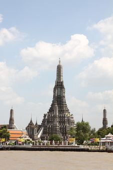 Free Thai Style Architecture Stock Photography - 20265932
