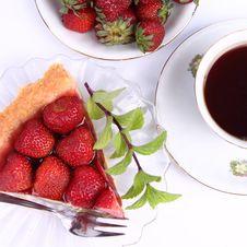 Free Strawberry Tart Stock Images - 20267374