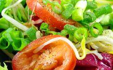 Free Fresh Salad Royalty Free Stock Photos - 20267458