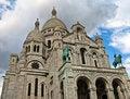 Free Basilica Of Sacred Heart Of Jesus, Paris Stock Photo - 20276660