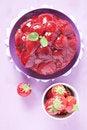 Free Strawberry Tart And Strawberries Stock Photo - 20277460