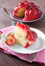 Free Strawberry Tart Royalty Free Stock Image - 20277496