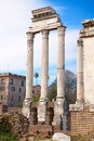 Free Ruins Of The Forum Royalty Free Stock Image - 20279726