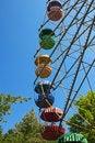 Free Abandoned Ferris Wheel Stock Images - 20279784