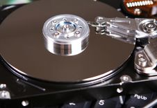 Free Hard Drive Disc Royalty Free Stock Photo - 20272105