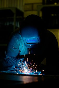 Free Welder Stock Images - 20272284