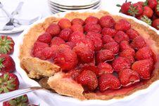Free Strawberry Tart Stock Photos - 20272693
