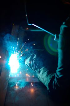 Free Welder Stock Photos - 20272773