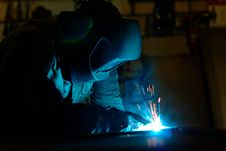 Free Welder Royalty Free Stock Photo - 20273365