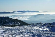 Free Mountains At Winter Stock Photos - 20274343